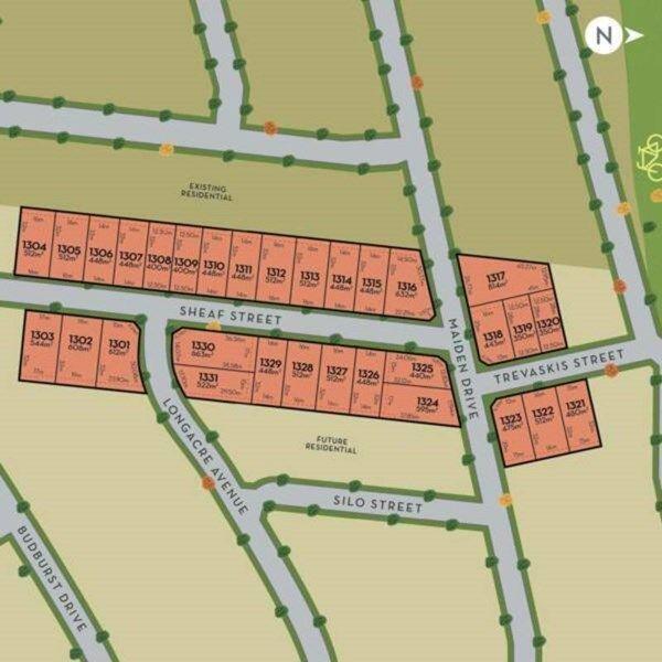 Lot 1303 Sheaf St, VIC 3429
