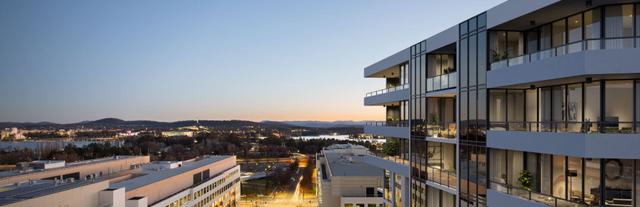 Park Avenue Canberra City - 2 bedroom, ACT 2601