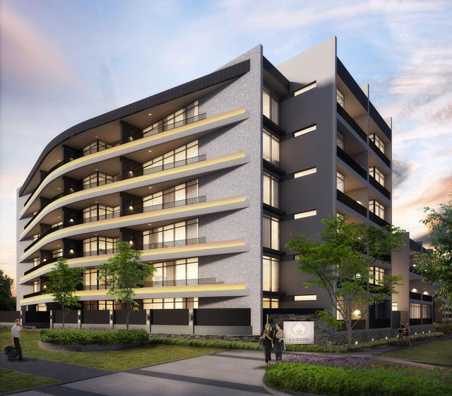 The Curzon Apartments - 566 Cotter Road, ACT 2611