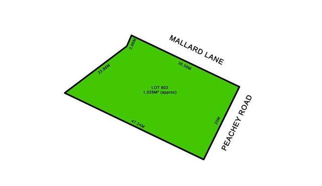 Lot 803 Peachey Road, SA 5114