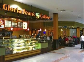 Gloria Jeans Coffees, ACT 2900