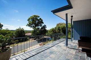 View & Front Terrace