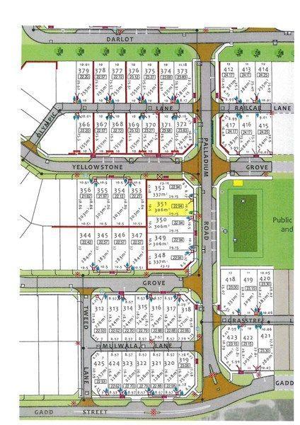 Lot 351 Palladium Road, WA 6164