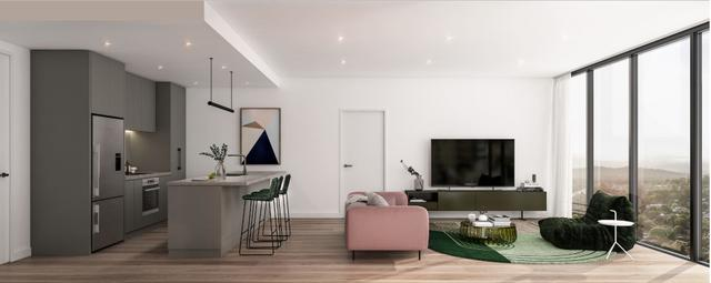W2 - 1 Bedroom Apartment | Type 1D, ACT 2606