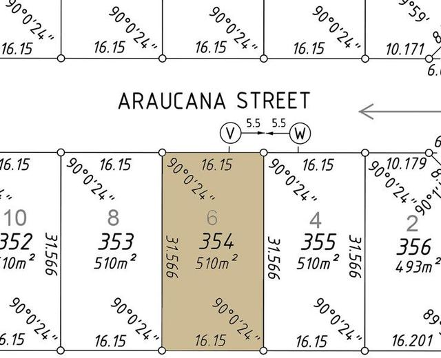 Lot 354 Araucana Street, WA 6110