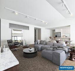 Living & Dining Area For Penthouse
