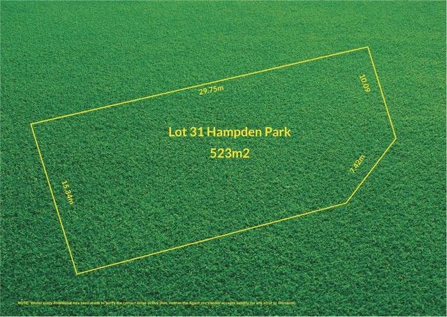 Lot 31 Hampden Park, SA 5255
