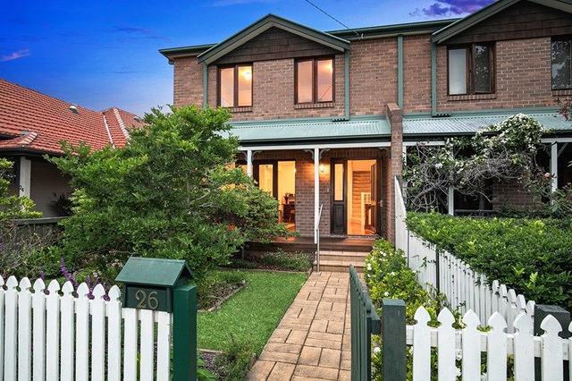 26 Rhodes Avenue, NSW 2065