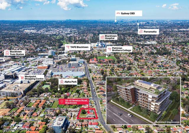 55-61 Newton Road, NSW 2148