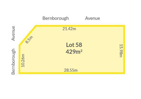Lot 58 Bernborough Ave, WA 6055