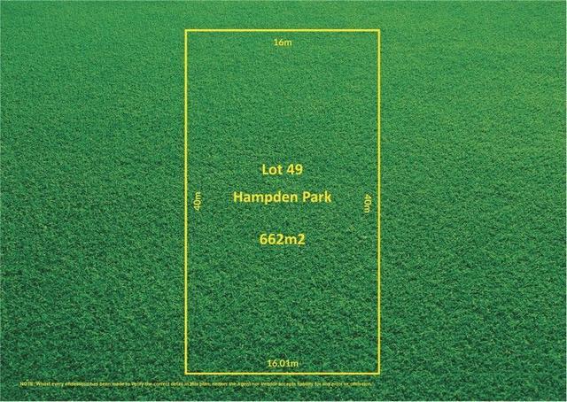 Lot 49 Hampden Park, SA 5255