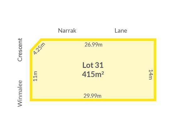 Lot 31 Winmalee, WA 6055