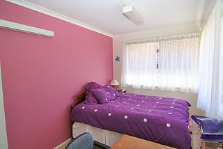 Bedroom-office