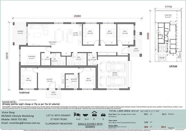 Lot 1 226-330 Caddens Road, NSW 2747