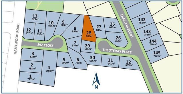 Lot 28 Astoria Park, VIC 3844