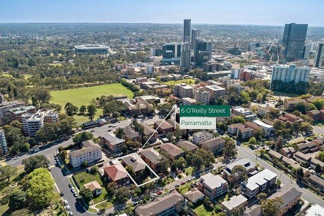 1-8/6 O'Reilly Street, NSW 2150