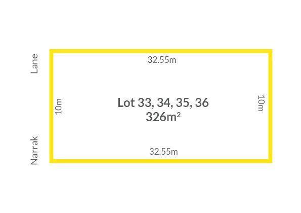 Lot 34 Narrak Lane, WA 6055