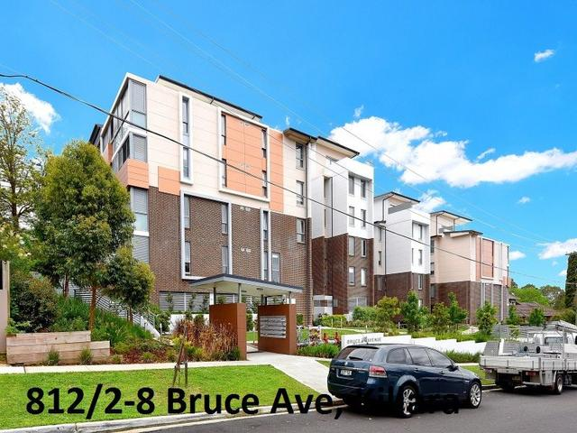 812/2-8 Bruce Ave, NSW 2071