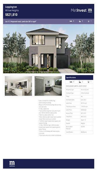 Lot 17 Ingleburn Road, NSW 2179