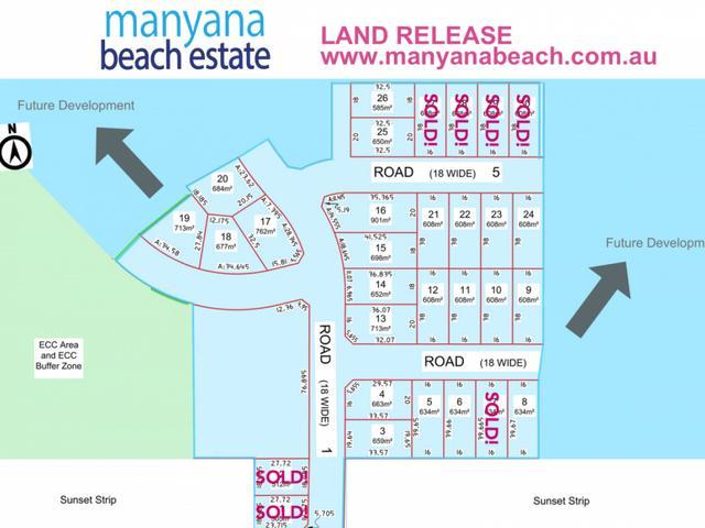 Manyana Beach Estate, NSW 2539