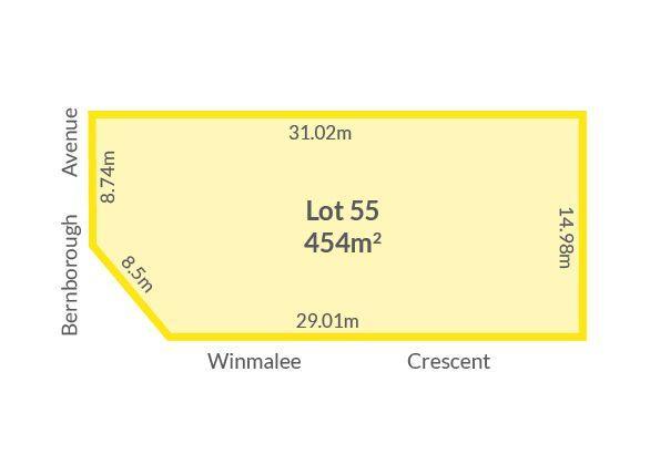 Lot 55 Bernborough Ave, WA 6055