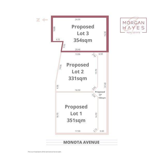 Prop Lot 3, 20 Monota Avenue, WA 6148