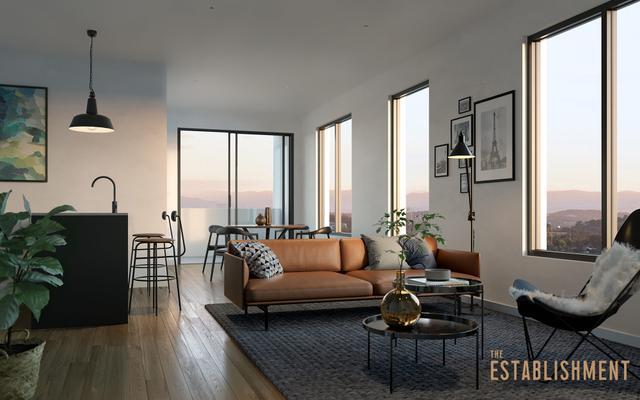 The Establishment - Chicago Warehouse Inspired Designs, ACT 2912