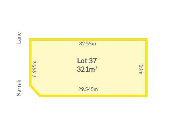 Lot 37 Narrak Lane, WA 6055