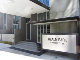 Realm Park Entrance