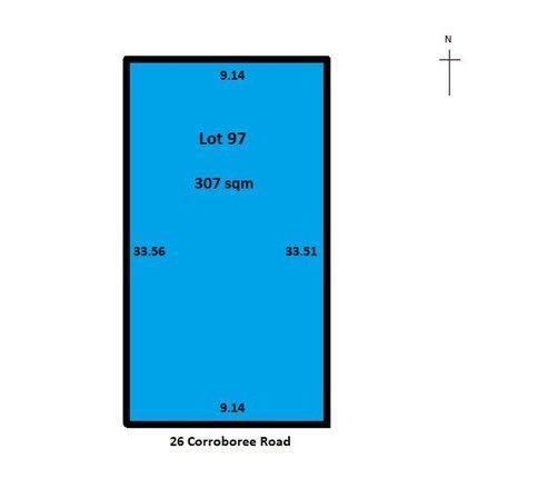 Lot 97/26 Corroboree Road, SA 5092