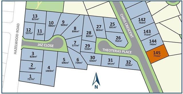 Lot 145 Astoria Park, VIC 3844