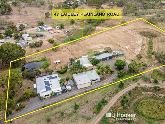 47 Laidley-Plainland Rd, QLD 4341