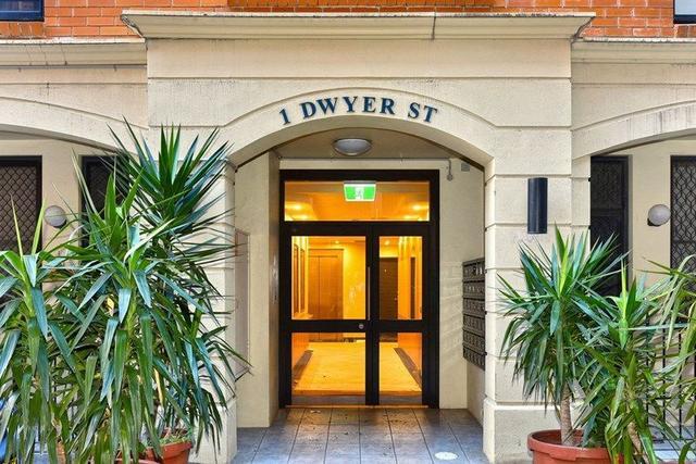 43/1 Dwyer Street, NSW 2008