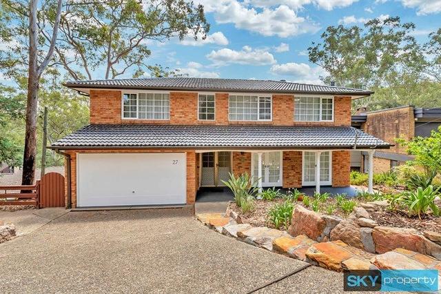 27 Cobbadah  Avenue, NSW 2120
