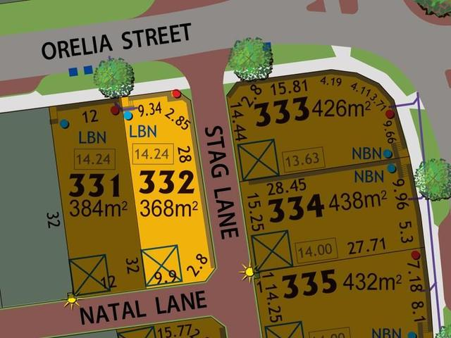 Lot 332, Orelia  Street, WA 6210