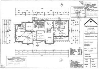 Plan – Upper level