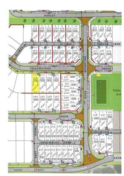 Lot 356 Yellowstone Grove, WA 6164