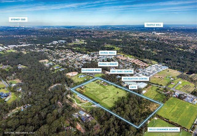 Wirrabara Village 3-5 Pellitt Lane And 9 Wirrabara Road, NSW 2158