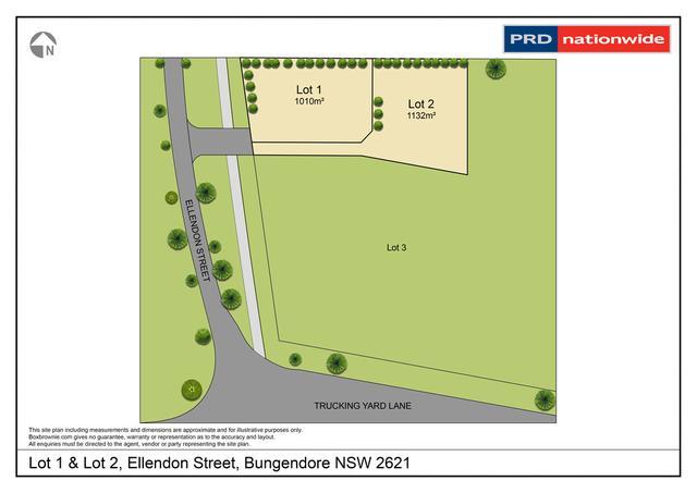 Lot 1 & 2 Ellendon Street, NSW 2621