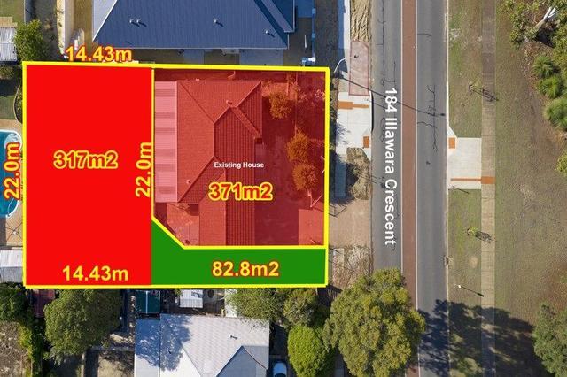 Lot 2, 184 Illawarra Crescent, WA 6066