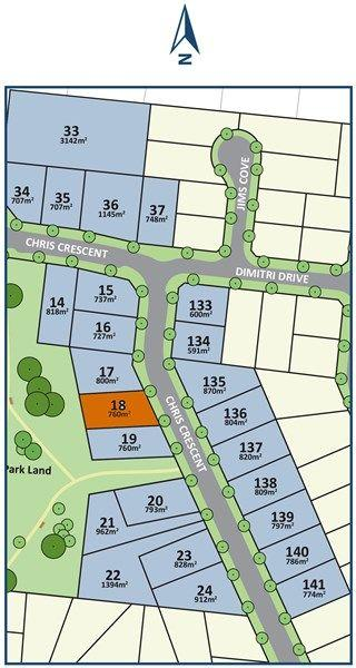 Lot 18 Astoria Park, VIC 3844