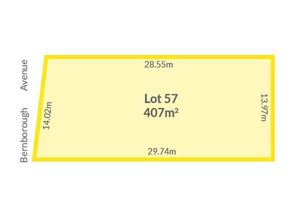 Lot 57 Bernborough Ave, WA 6055