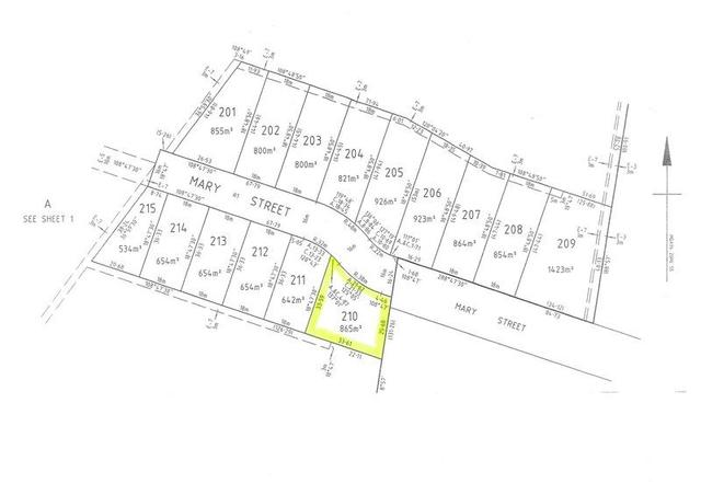 "Lot 210/""The Range"" Mary Street Entrance, VIC 3840"