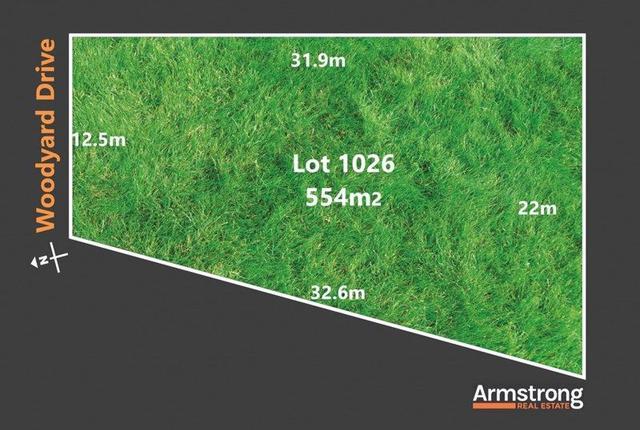 Lot 1026/55 Devereux Way, VIC 3217