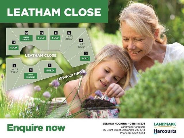 Lot 21-30 Leatham Close, VIC 3714