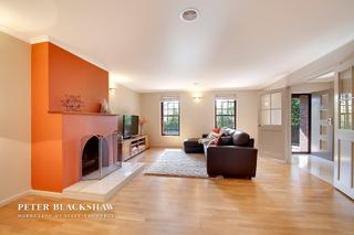 Lounge Room with Fire Place