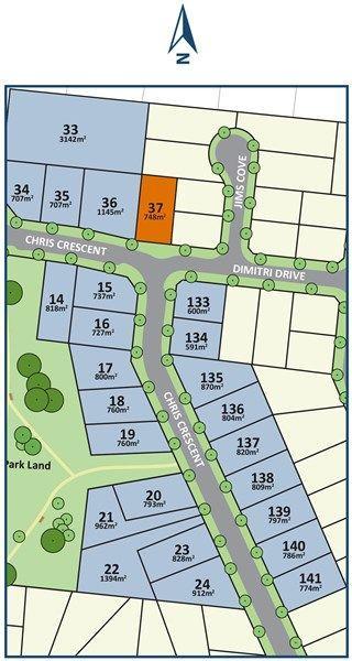 Lot 37 Astoria Park, VIC 3844