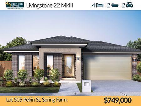 Lot 505 Pekin Street, NSW 2570