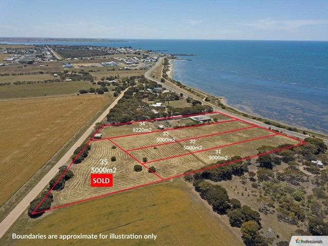 Lots 31, 32 & 33 Sultana Point Road, SA 5583