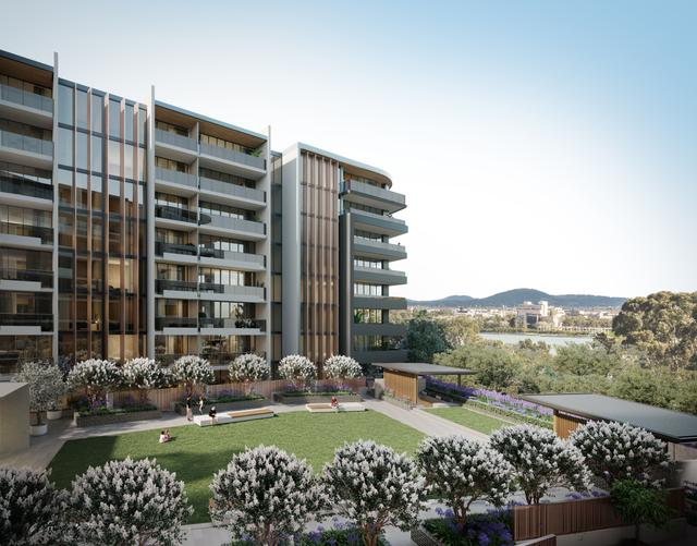 The Griffin, Parkes - 2 Bedroom Apartment | 44 Constitution Avenue, ACT 2600